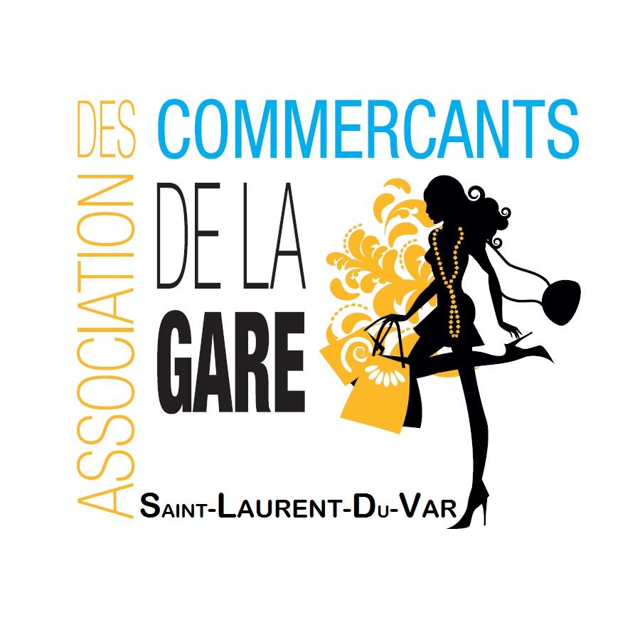Logo de l'association de la Gare