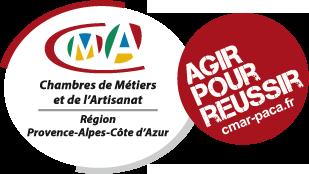 Logo de la Chambre des Métiers et de l'artisanat