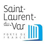 Logo de la ville de Saint Laurent du Var
