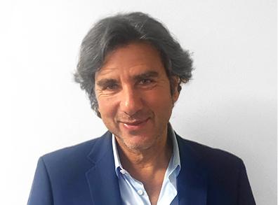 Portrait de Thierry Teboul, président de l'association