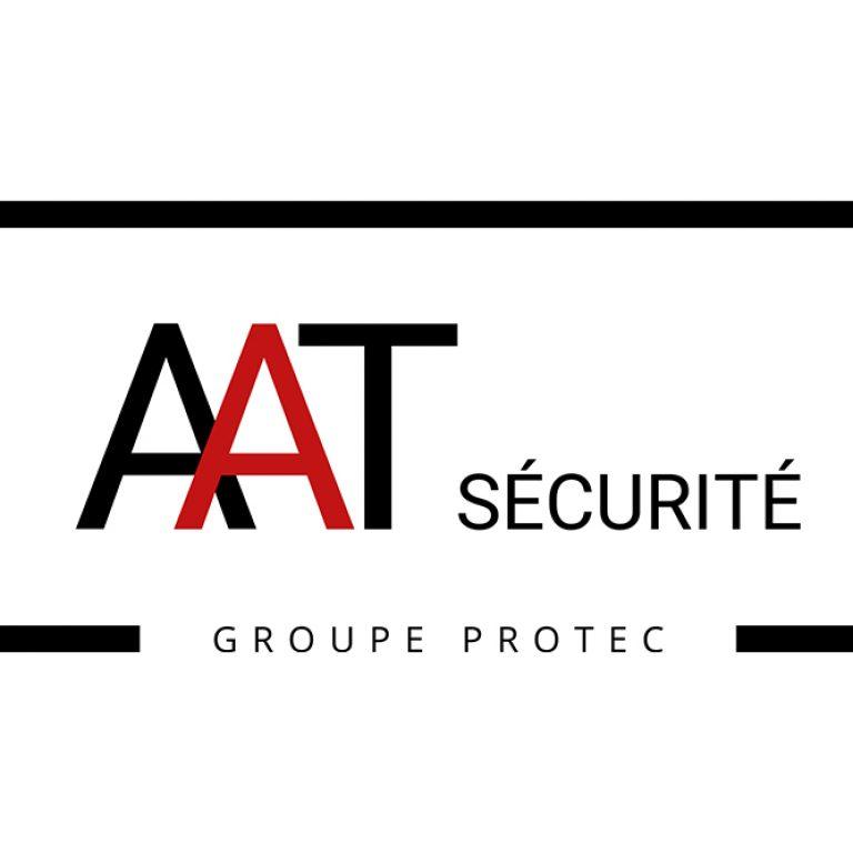 Logo de AAT Sécurité, Groupe Protect