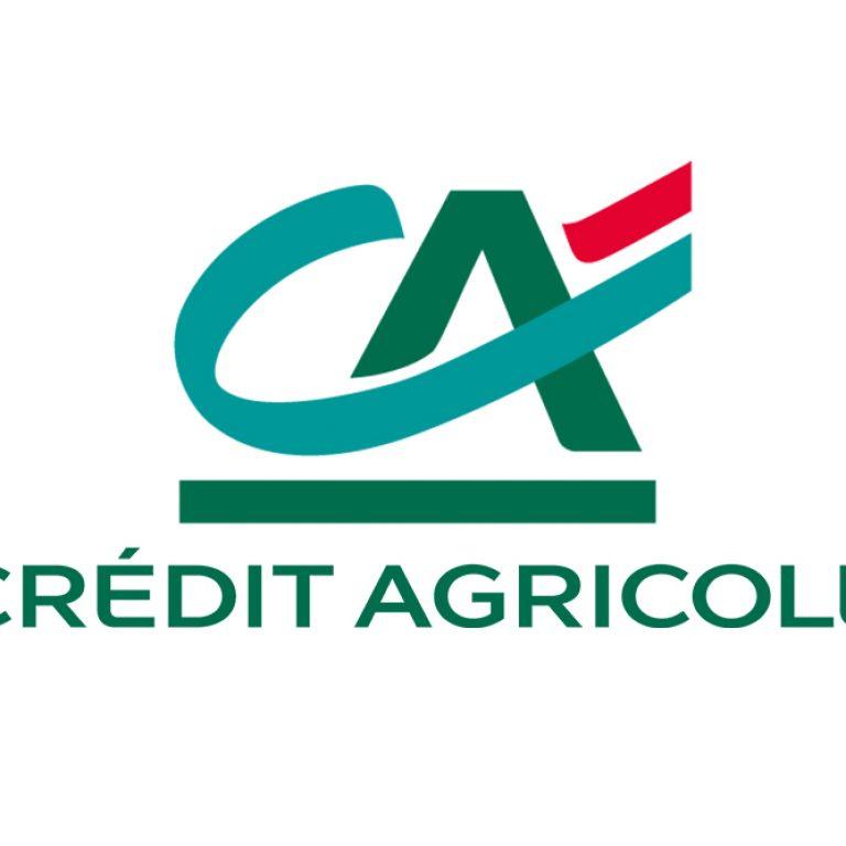 Logo de la banque Crédit Agricole
