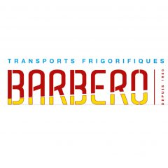 Logo de l'entreprise de transport frigorifiques Barbero