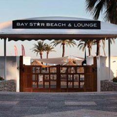 Entrée du restaurant Bay Star Beach