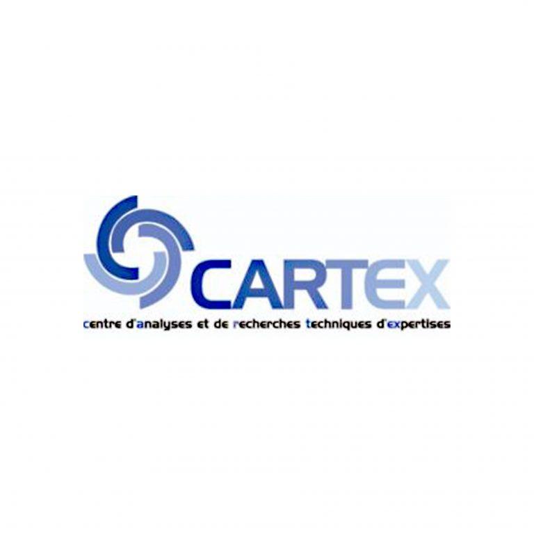 Logo de l'entreprise Cartex centre d'analyse