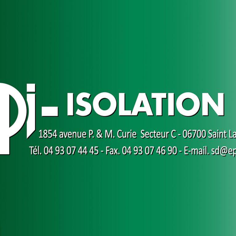 Logo entreprise Epi Isolation