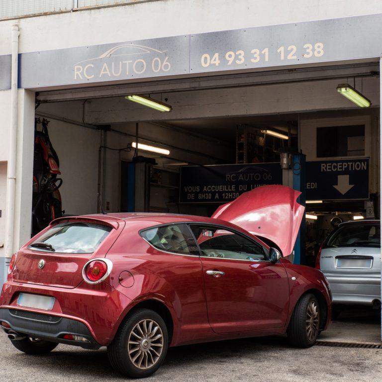 Garage Costa RC Auto 06