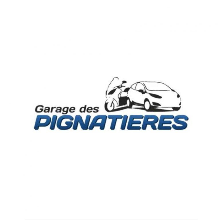 Logo du garage des pignatieres