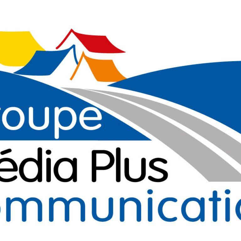 Logo du groupe GPMC - Groupe Media Plus Communication