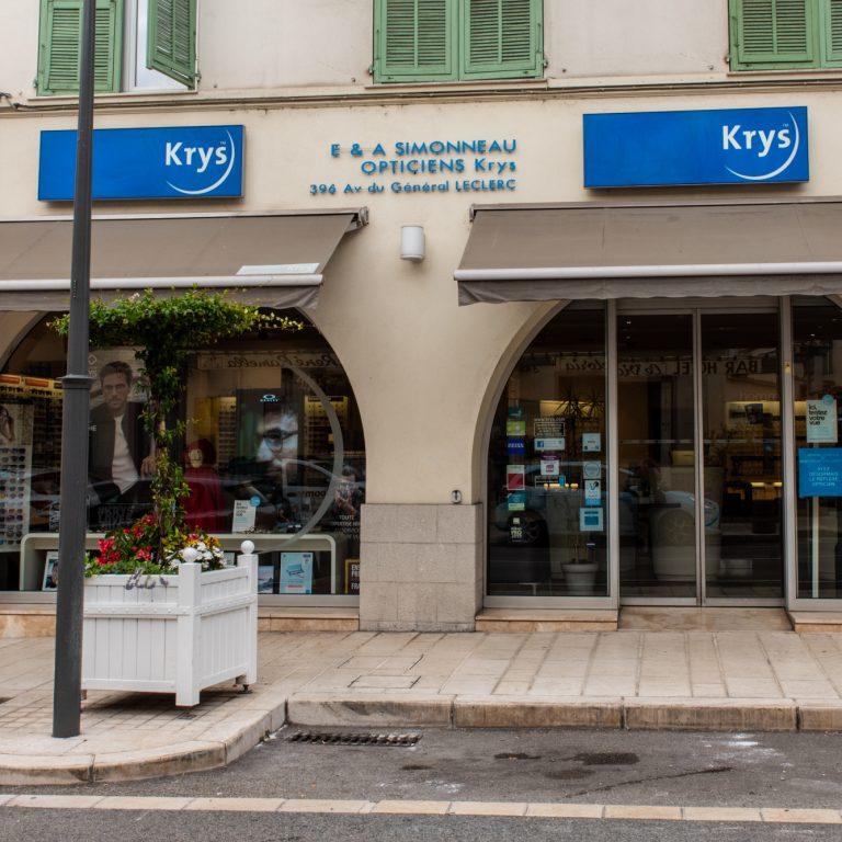 Magasin Krys Saint Laurent du Var