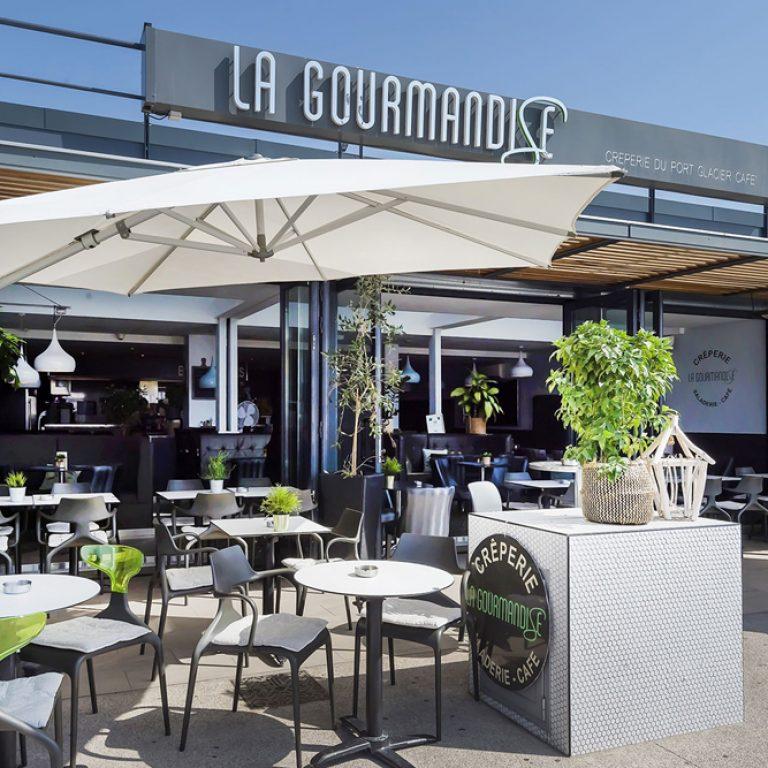 Terrasse La Gourmandise