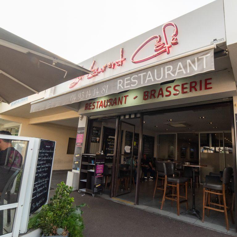 Terrasse du St Laurent Café