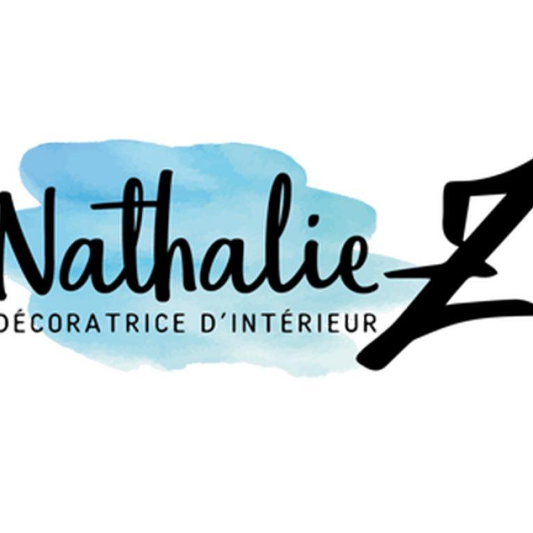 Logo Nathalie Z décoratrice d'intérieur