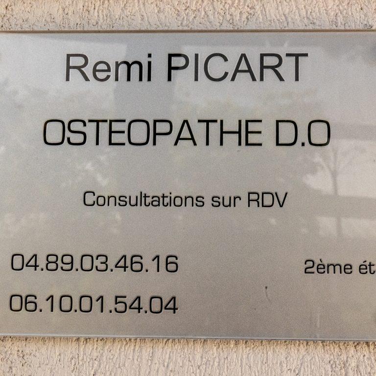 Ostéopathe Remi Picart