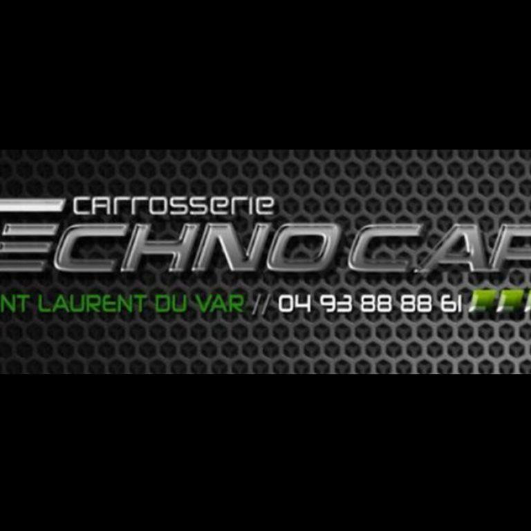 Logo de la carrosserie Technocar
