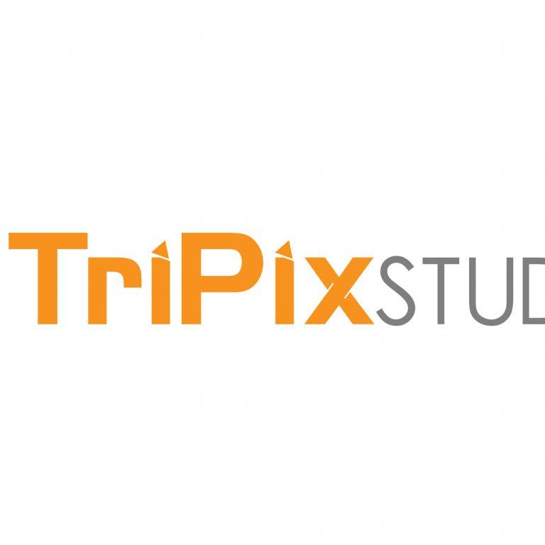 Logo agence Tripix Studio